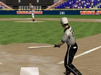 لعبة بطولة البيسبول