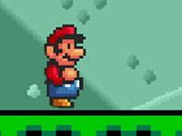 لعبة مغامرات ماريو الصغير