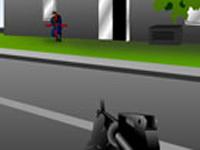 لعبة حماية المطار
