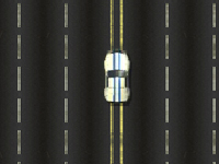 لعبة سباق السيارات السريع