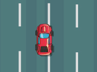 لعبة القيادة السريعة