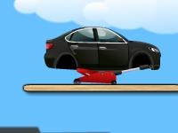 لعبة ورشة تعديل السيارات