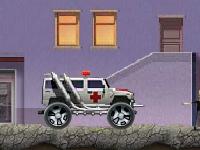 لعبة سيارات اسعاف الهمر