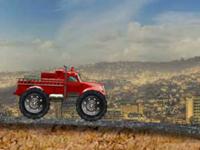 لعبة سيارات الدفاع المدني