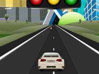 لعبة تصادم السيارات