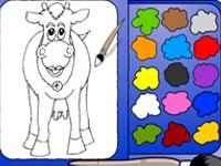 لعبة البقرة الضاحكة