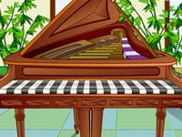 لعبة البيانو الرهيب