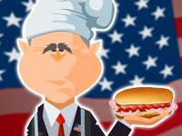 لعبة بوش الطباخ الجديدة