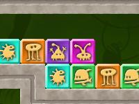 لعبة مغامرات خريطة الكنز