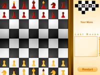 لعبة الشطرنج المسلية