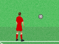 لعبة رياضية ضربات جزاء كأس العالم