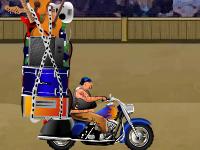لعبة سباق دراجات نارية هوندا
