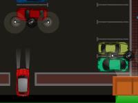 لعبة كلاسيكية موقف السيارات الخطير
