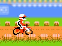 لعبة كلاسيكية وسباق الدراجات السريعة