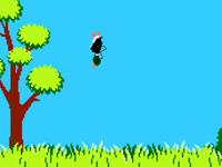 لعبة كلاسيكية صيد البط الطائر