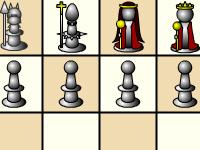 لعبة كلاسيكية والشطرنج الرائعة
