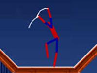 لعبة سبايدر مان وتسلق الابراج