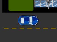 لعبة سيارات والسيارة الهاربة الخطيرة