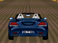 لعبة سيارات طريق الخريق الجديدة