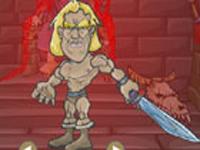 لعبة اكشن قتال السيوف القوية