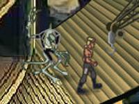 لعبة اكشن مغامرات ساربكان الخطيرة