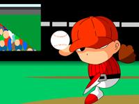 لعبة رياضة البيسبول الرائعة