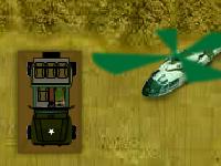 لعبة سيارات جيب الحرب وايصال الجنود