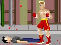 لعبة قتال ايفان دراغو