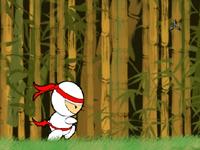 لعبة مغامرات فتى الننجا وكاشف الألوان الغريب