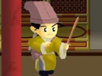 لعبة مغامرات تاو سي الصغير والوحوش المختلفة