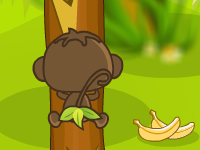 لعبة القرد والموز الجديدة
