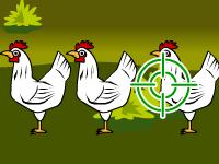 العاب مغامرات لعبة مغامرات صيد الطيور والدجاج