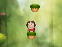 لعبة قفز القرد