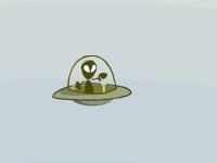 لعبة سرعة المركبة الفضائية الغريبة واختطاف الأغنام