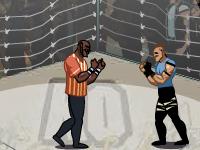 لعبة قتال الملاكمة