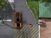 لعبة سيارات وترتيب السيارات الرائعة