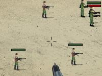 لعبة اكشن والجيش الكبير