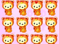 لعبة الدببة اللطيفة وإيجاد الدب المميز