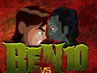 لعبة قتال الزومبي ضد بن تن
