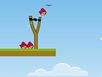 لعبة مغامرات والطيور الغاضبة الخطيرة