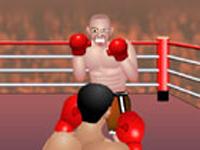 لعبة قتال الملاكمة القوية