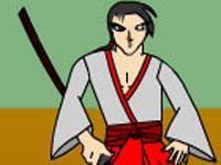 لعبة قتال الساموراي الخطيرة