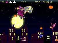 لعبة بن تن هالوين وقتل الوطاويط الشريرة