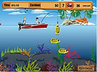 لعبة بن تن وصيد السمك
