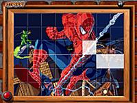 لعبة تركيب صورة سبايدرمان