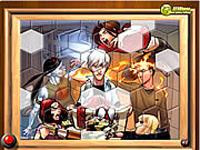 لعبة بازل سبايدرمان والاصدقاء