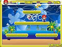 لعبة ماريو والتحدي الرهيب جدا