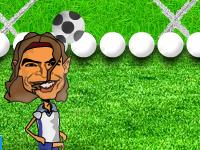 لعبة كرة القدم المسلية للاولاد