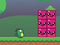 لعبة مغامرات الديناصور موكا موكا الصغير
