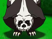 لعبة الباندا الغاضب وقتل البشر